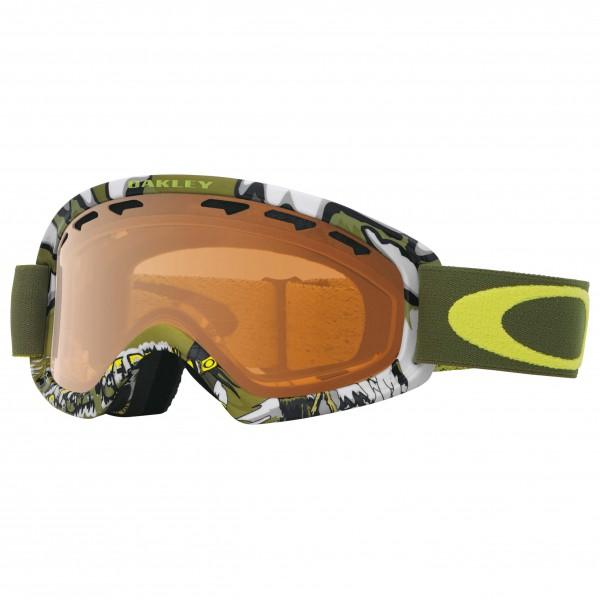 Oakley - Kid's O2 XS Persimmon - Masque de ski