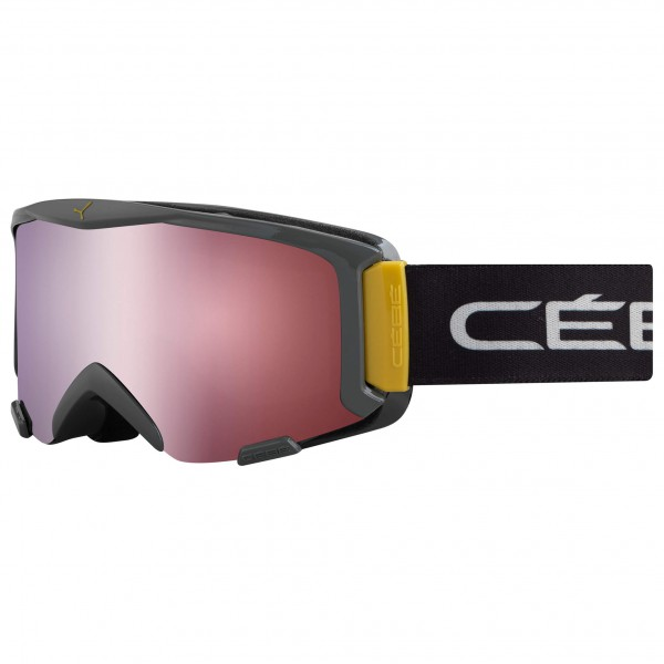 Cébé - Kid's Super Bionic Dark Rose Flash Mirror - Skibrille