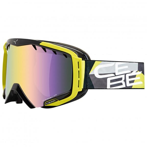 Cébé - Hurricane L Light Rose Flash Gold - Ski goggles