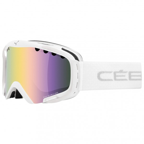 Cébé - Hurricane M Light Rose Flash Gold - Skibrille