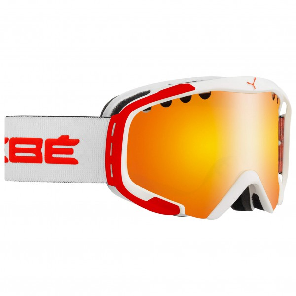 Cébé - Hurricane M Orange Flash Fire - Masque de ski