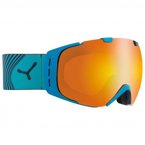 Cébé - Origins L Grey Flash Black - Masque de ski