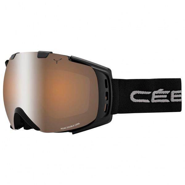 Cébé - Origins M Brown Flash Mirror - Masque de ski