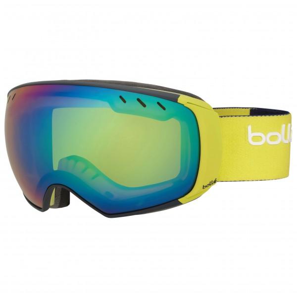 Bollé - Virtuose Green Emerald + Lemon Gun - Masque de ski