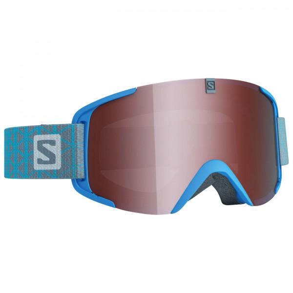 Salomon - Kid's Goggles Xview ACC - Masque de ski