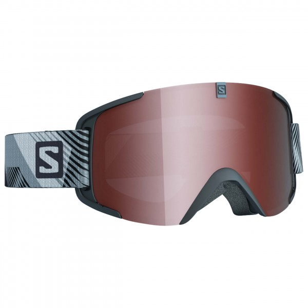Salomon - Kid's Goggles XView Access - Skibril