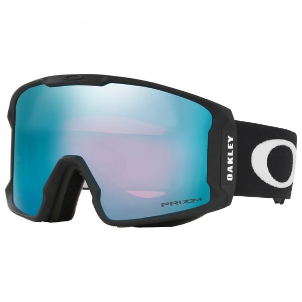 Oakley - Line Miner Prizm Sapphire Iridium - Masque de ski