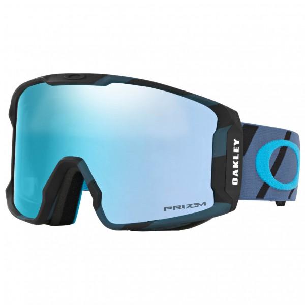 Oakley - Line Miner Prizm Sapphire Iridium - Gafas de esquí