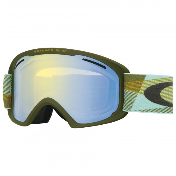 Oakley - O2 XL Hi Yellow Iridium - Laskettelulasit