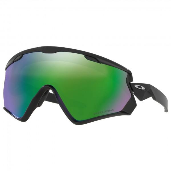 Oakley - Wind Jacket 2.0 Prizm Jade Iridium - Masque de ski