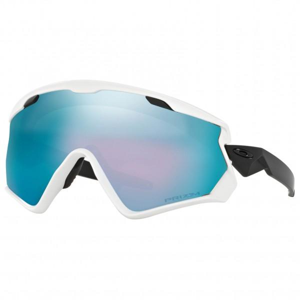 Oakley - Wind Jacket 2.0 Prizm Sapphire Iridium - Skibril