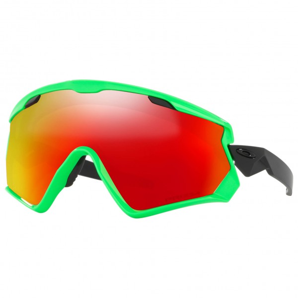 Oakley - Wind Jacket 2.0 Prizm Torch Iridium - Laskettelulas