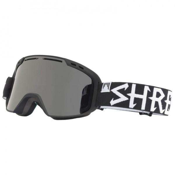 SHRED - Amazify Blackout Stealth Reflect Cat: S4 - Ski goggles