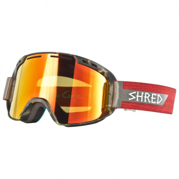 SHRED - Amazify Shnerdwood Cat: S4 - Ski goggles