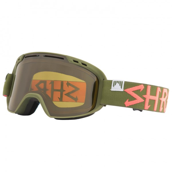 SHRED - Amazify Trooper Acid Reflect Cat: S2 - Ski goggles