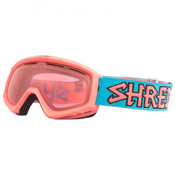SHRED - Mini Air Blue Ruby Cat: S2 - Masque de ski