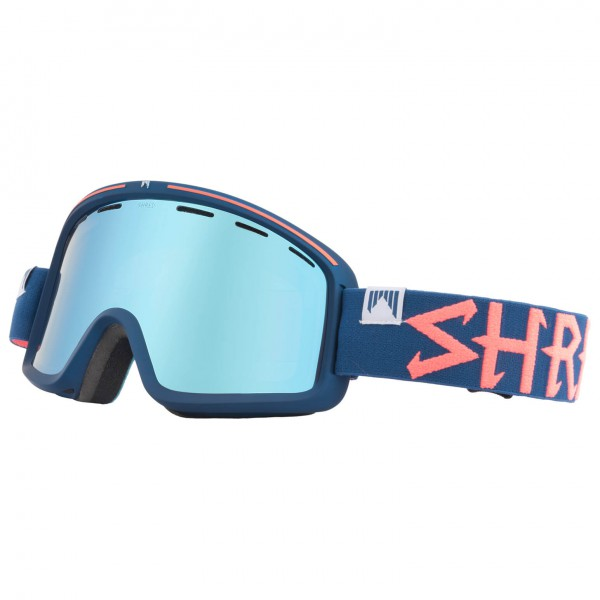 SHRED - Monocle Grab Frozen Reflect Cat: S2 - Skibrille