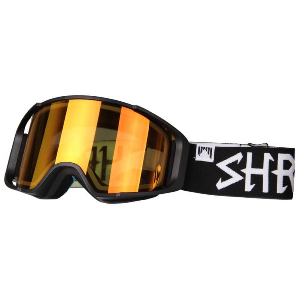 SHRED - Simplify Blackout Burn Reflect Cat: S1 - Ski goggles