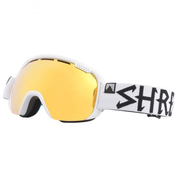 SHRED - Smartefy Whiteout Burn Reflect Cat: S1 - Ski goggles