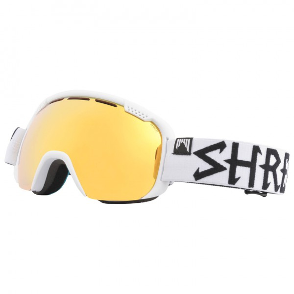 SHRED - Smartefy Whiteout Burn Reflect Cat: S1 - Skibrille