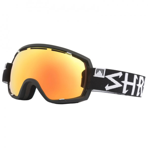 SHRED - Stupefy Blackout Burn Reflect Cat: S1 - Ski goggles
