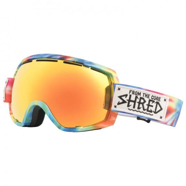 SHRED - Stupefy Jerry Burn Reflect Cat: S1 - Masque de ski