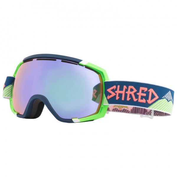 SHRED - Stupefy Needmoresnow Cat: S4 - Ski goggles