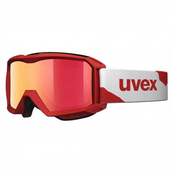 Uvex - Kid's Flizz Litemirror S3 - Skibrillen