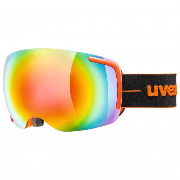 Uvex - Big 40 Full Mirror S3 - Skibrillen