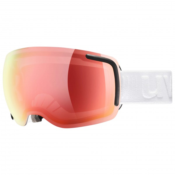 Uvex - Big 40 Variomatic Full Mirror S1-S3 - Ski goggles