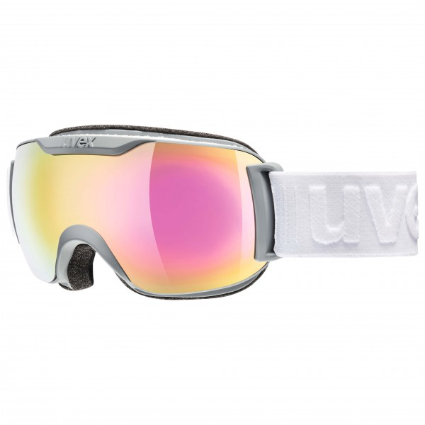 Uvex - Downhill 2000 Small Full Mirror S2 - Ski goggles