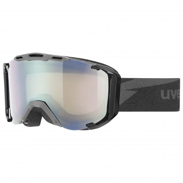 Uvex - Snowstrike Variomatic Litemirror S1-S3 - Skibril