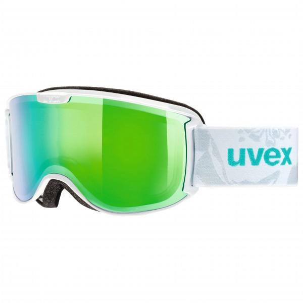 Uvex - Women's Skyper Full Mirror S3 - Laskettelulasit