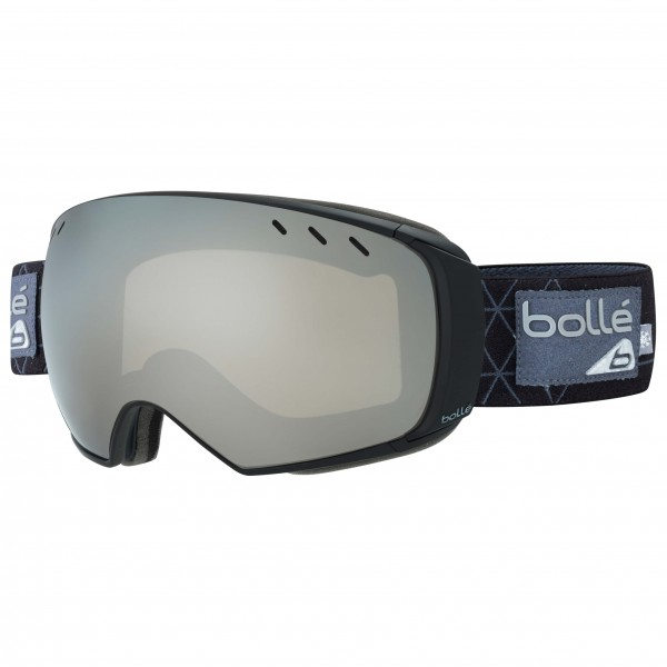 Bollé - Virtuose Black Chrome + Lemon Gun - Skibrille