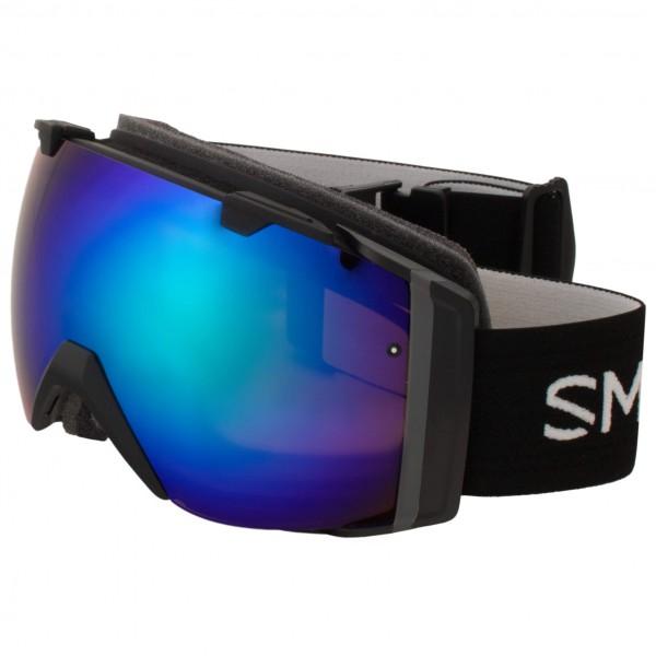 Smith - I/O Green Sol-X / Red Sensor Mirror - Masque de ski