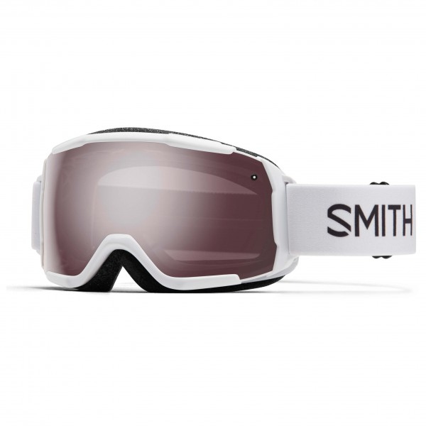 Smith - Kid's Grom Green Sol-X - Ski goggles