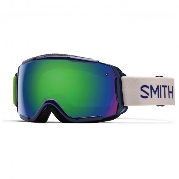 Smith - Kid's Grom Green Sol-X - Masque de ski
