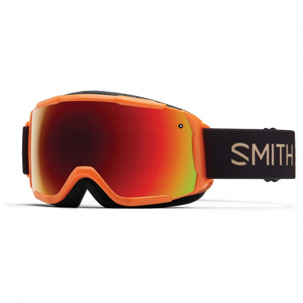 Smith - Kid's Grom Red Sol-X - Ski goggles