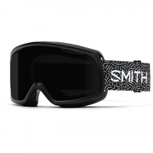 Smith - Women's Riot ChromaPop Everyday / Yellow - Skibrille