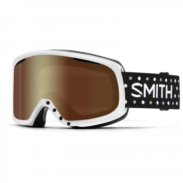Smith - Riot Gold Sol-X / Yellow - Masque de ski