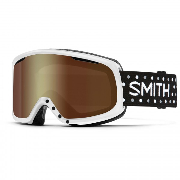 Smith - Women's Riot Gold Sol-X / Yellow - Skibrille
