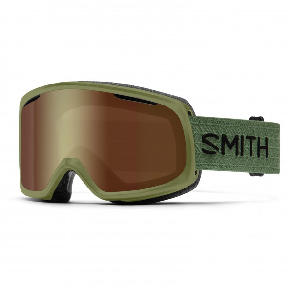 Smith - Women's Riot Gold Sol-X / Yellow - Masque de ski