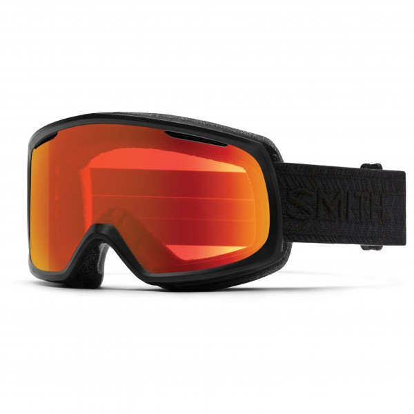 Smith - Women's Riot Green Sol-X / Yellow - Masque de ski