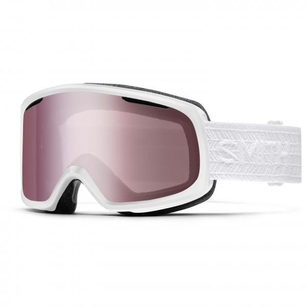Smith - Riot Green Sol-X / Yellow - Masque de ski