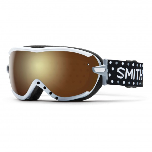 Smith - Women's Virtue Gold Sol-X - Masque de ski