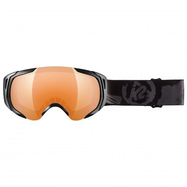 K2 - Photoantic DLX Amber Flash - Ski goggles