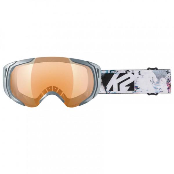 K2 - Photoantic DLX Amber Flash - Masque de ski