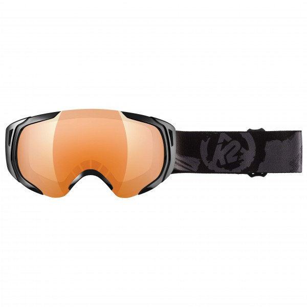 K2 - Photoantic DLX Amber Flash - Ski goggles