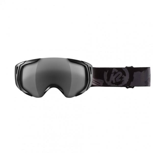 K2 - Photoantic DLX Silver Smoke - Masque de ski