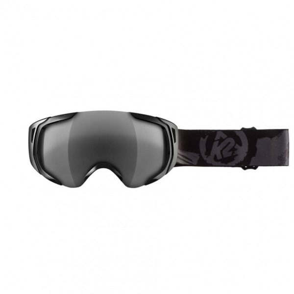 K2 - Photoantic DLX Silver Smoke - Masque de ski